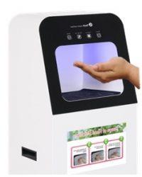 自動手指洗浄器